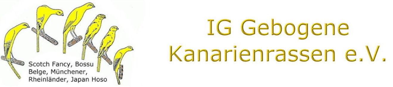 IG Gebogene Kanarienrassen e.V.